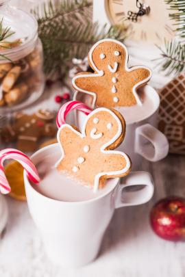 Christmas dessert